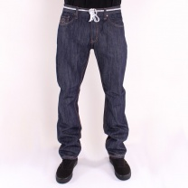 GRIMEY Джинсы CLASSIC DENIM RAW BLUE