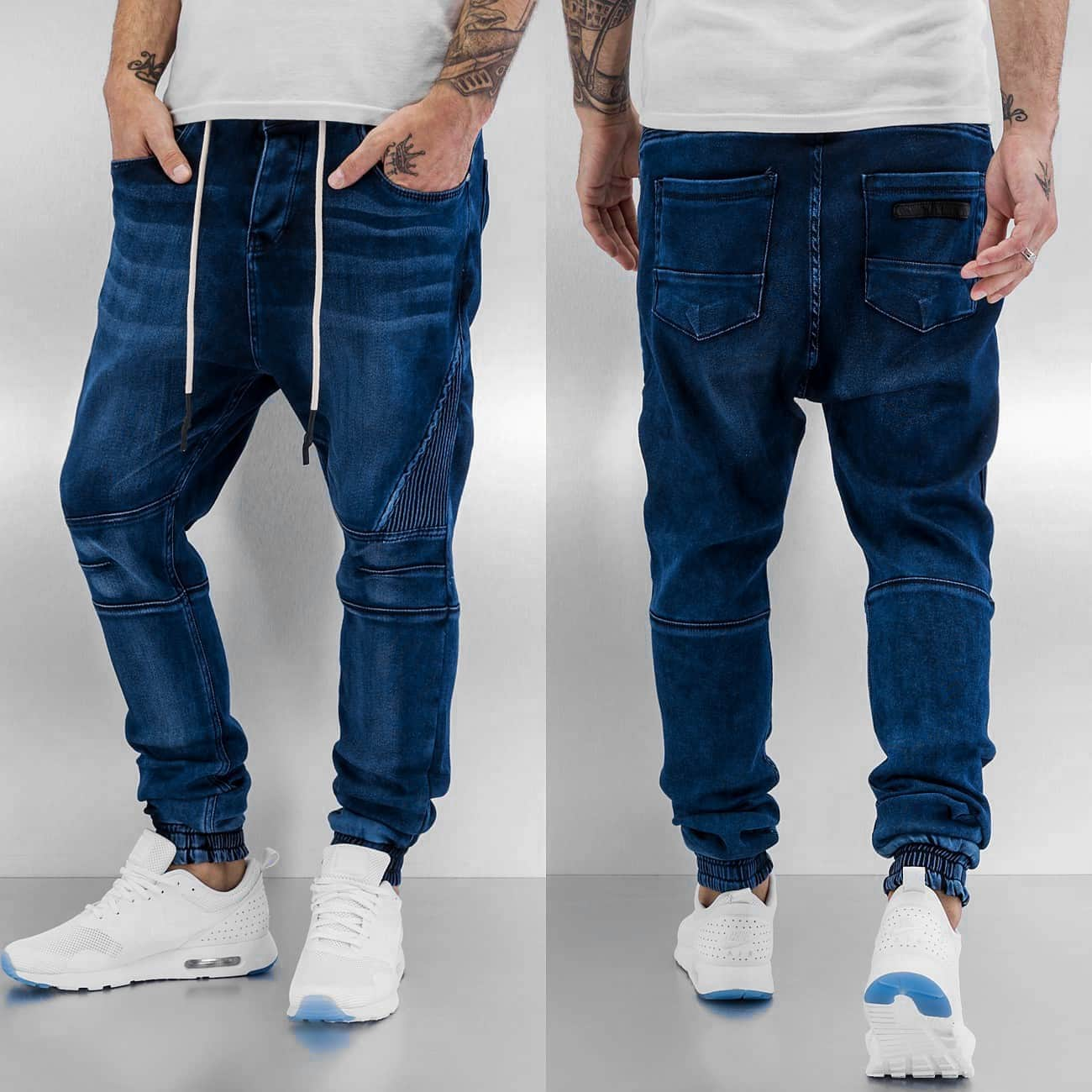 BANGASTIC Джинсы Anti Fit Jeans Blue
