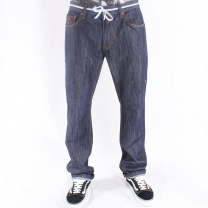 GRIMEY Джинсы CLASSIC VINTAGE DENIM RAW BLUE